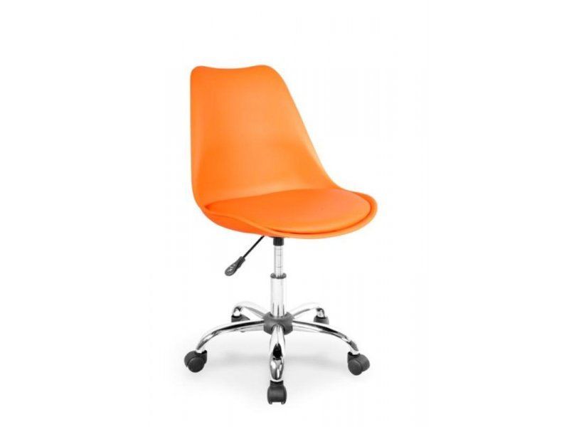 Halmar Dětská židle Coco barva oranžová