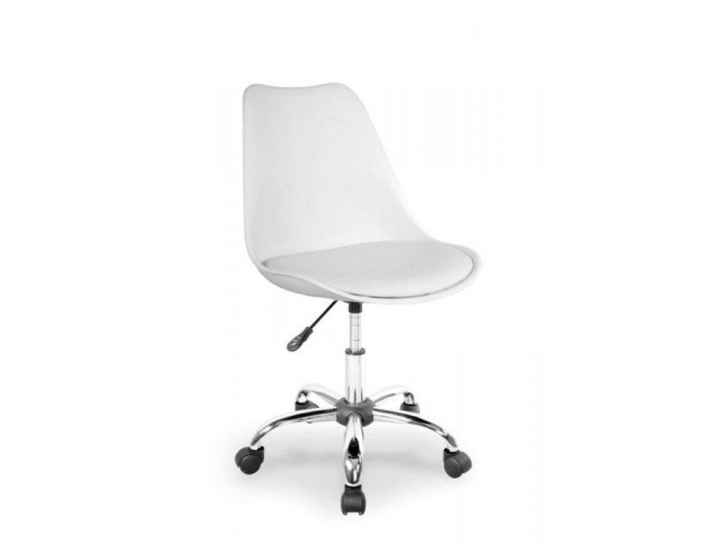 Halmar Dětská židle Coco barva bílá
