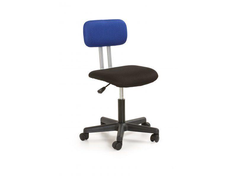 Halmar Dětská židle Play barva modrá