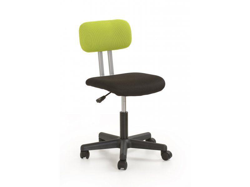 Halmar Dětská židle Play barva zelená