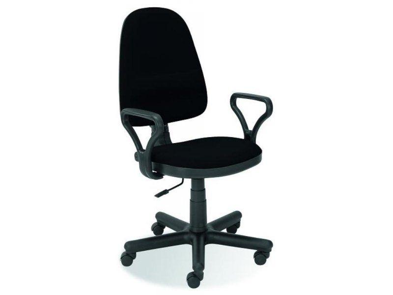 Halmar Kancelářská židle Bravo barva černá