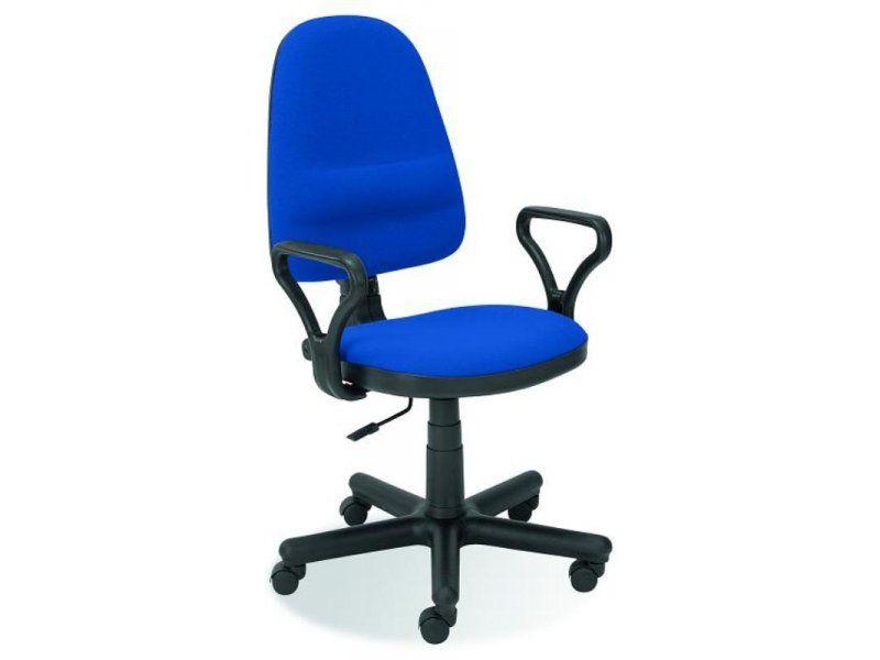 Halmar Kancelářská židle Bravo barva modrá