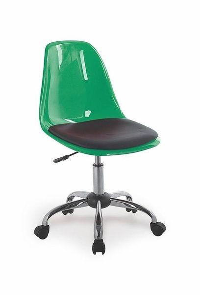 Halmar Dětská židle Coco II barva zelená