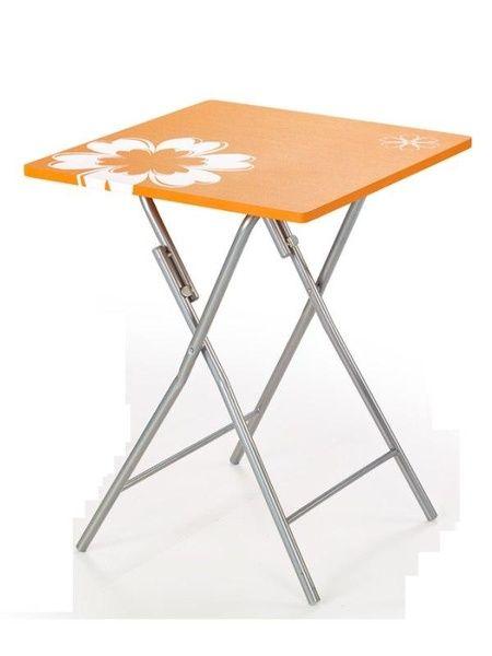 Halmar Dětský stolek Mario barva oranžová