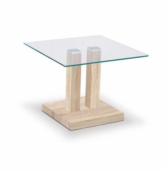 Halmar Konferenční stůl Gaya barva dub sonoma