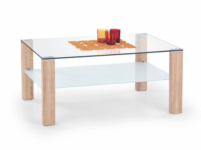 Halmar Konferenční stůl Simple H barva dub sonoma