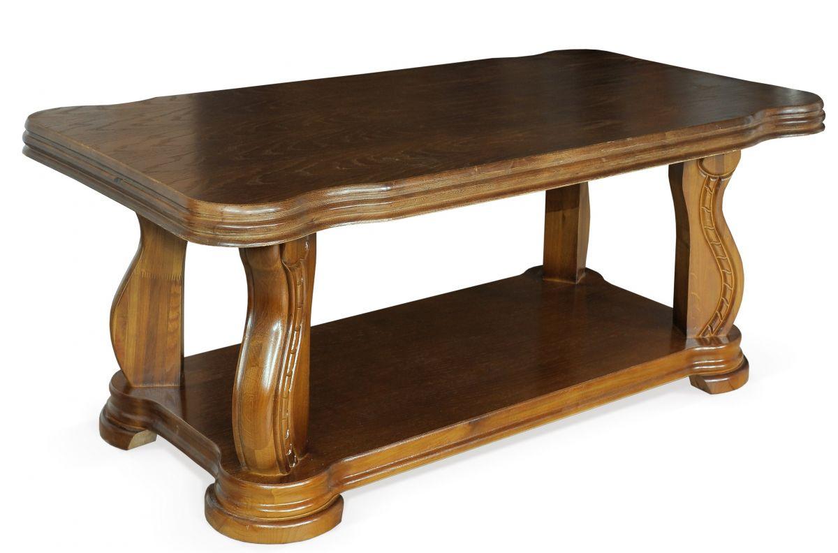 Luxusní konferenční stolek DELTA 135x70 cm CHOJMEX