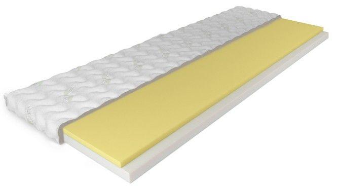 Eoshop Latexová matrace Hugo 80x190 cm potah Jersey