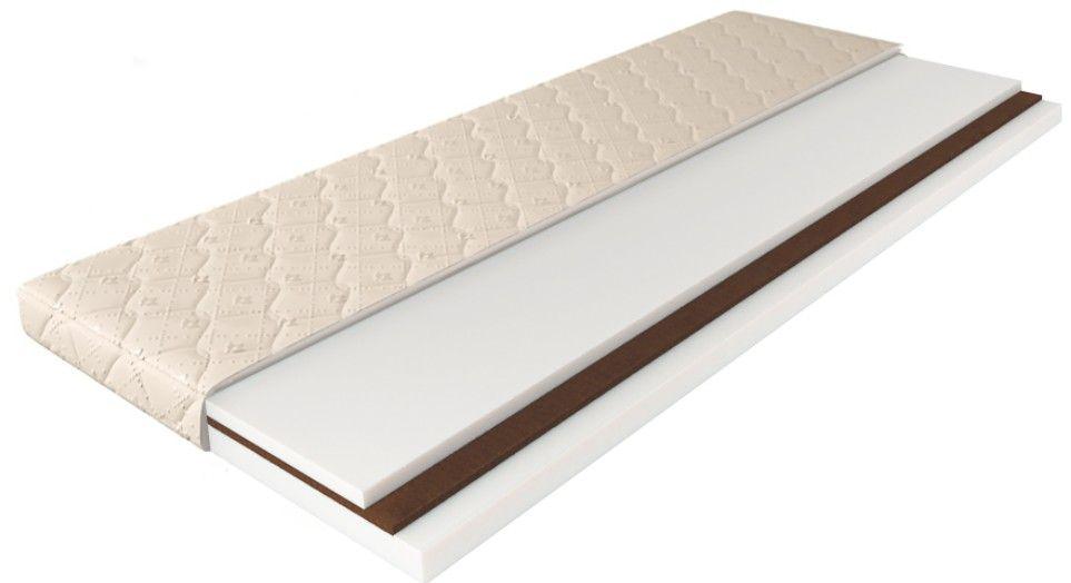 Eoshop Pěnová matrace Ariel 80x190 cm potah Bavlna