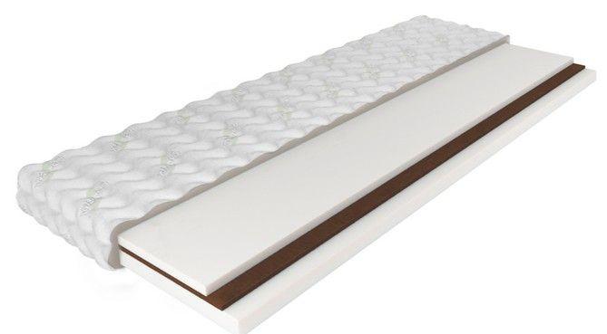 Eoshop Pěnová matrace Ariel 80x190 cm potah Jersey