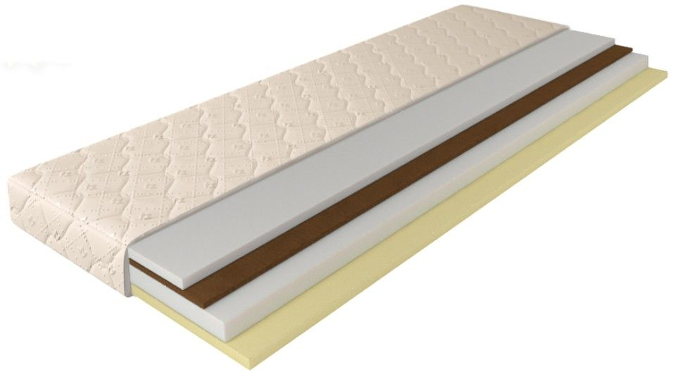 Eoshop Pěnová matrace Estera 80x190 cm potah Bavlna