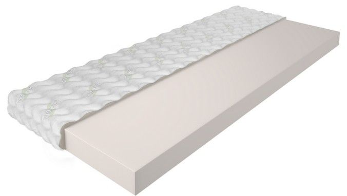Eoshop Pěnová matrace Leon 80x190 cm potah Jersey