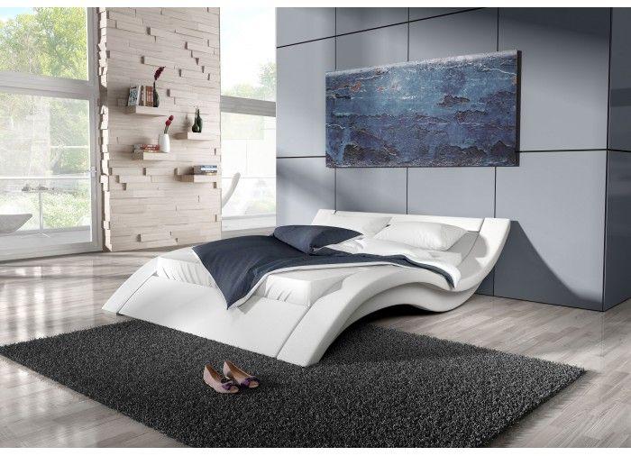 Čalouněná postel K 11 160x200cm