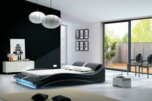 Čalouněná postel K 5 KAROL MEBLE