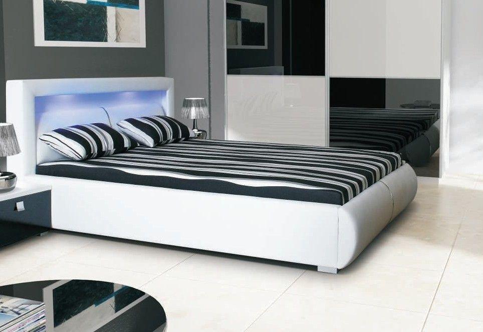 Čalouněná postel MILANO 140x200cm