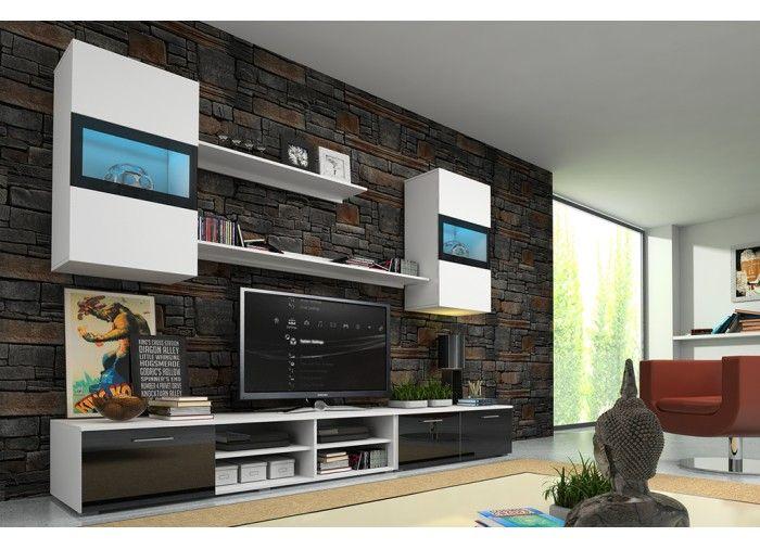 obývací stěna OMEGA KAROL MEBLE