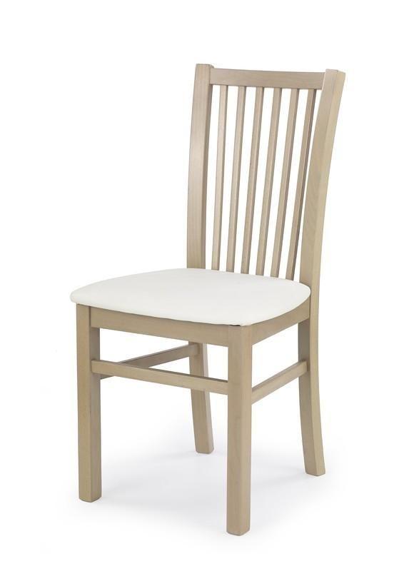 Halmar Jídelní židle Jacek barva dub sonoma