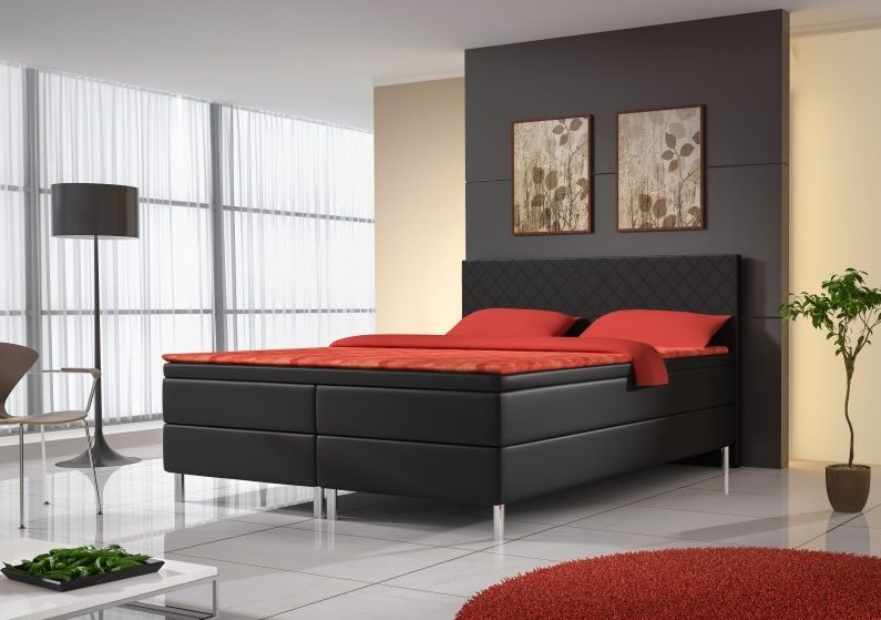 Postel Boxspring MADRID TYP 3