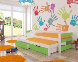 Dětská postel FRAGA