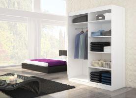 šatní skříň Bianco ADRK