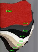sk:6 - KŮŽE  - rohová sedací souprava NOBILIA