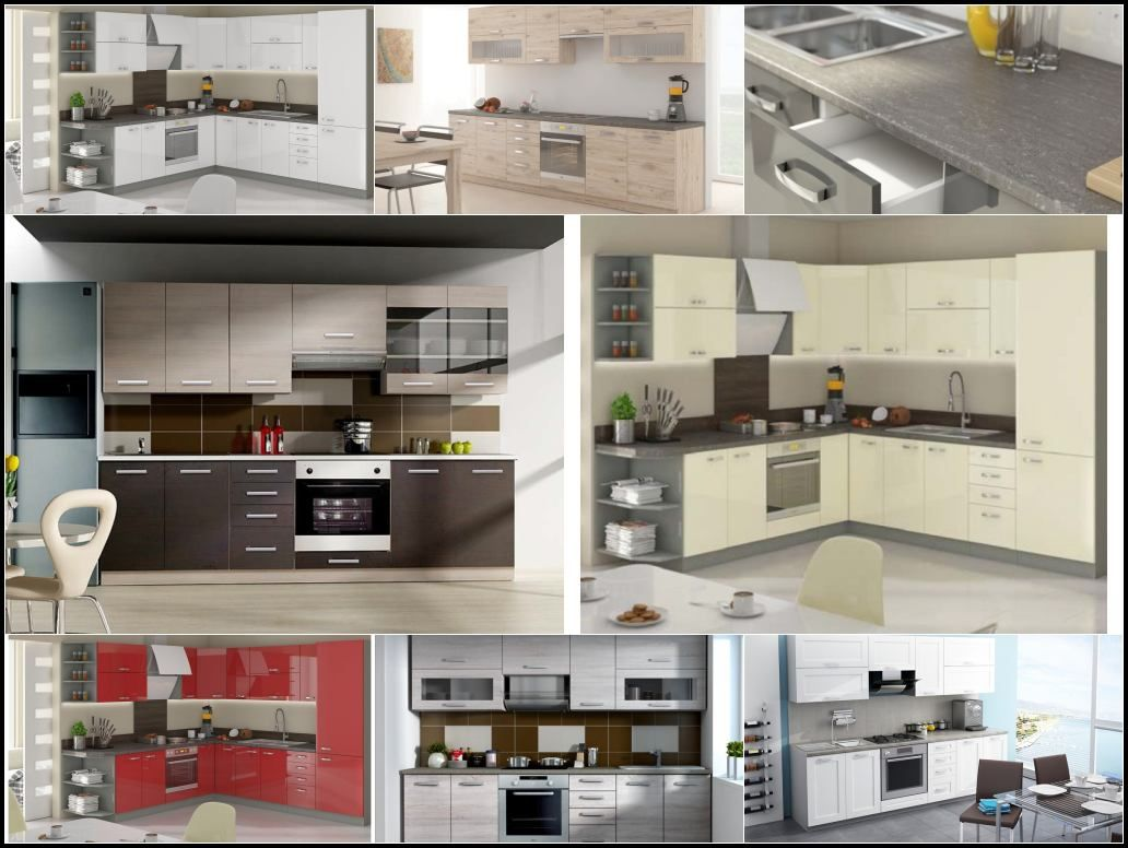 Kuchyňské sestavy