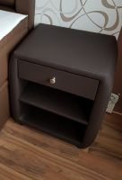 noční stolek čalouněný BOXSPRING