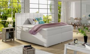 postel boxspring ALICIE - Soft 17