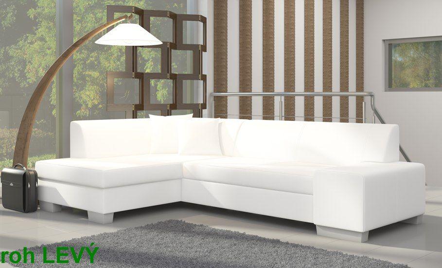 sedací souprava Fabio - Soft 17 white EL-TAP