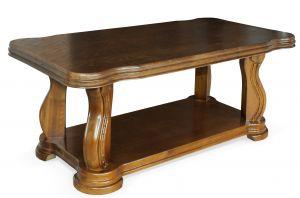 Luxusní konferenční stolek DELTA 70x70 cm