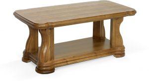Luxusní konferenční stolek LEON -104x70cm