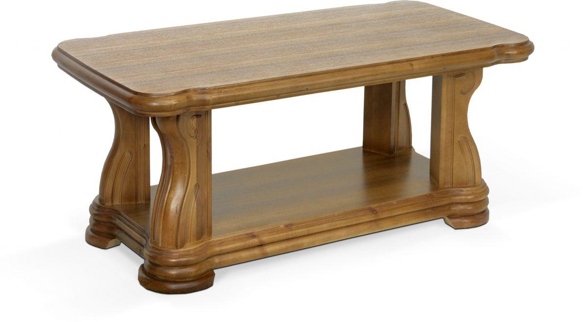 Luxusní konferenční stolek LEON -104x70cm CHOJMEX