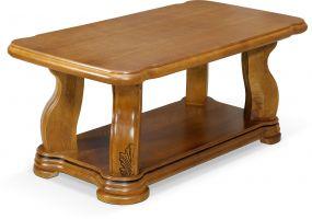 Luxusní konferenční stolek ROMA - 70x70cm