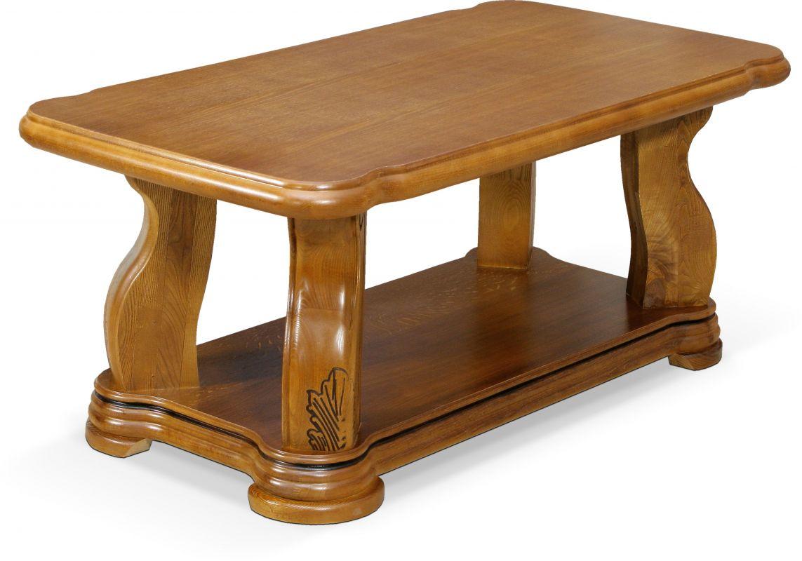 Luxusní konferenční stolek ROMA - 70x70cm CHOJMEX