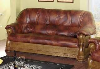 Luxusní sedací souprava ELEGANT - Troj-sedák CHOJMEX