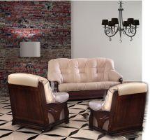 Luxusní sedací souprava ITALIANO - 3-1-1