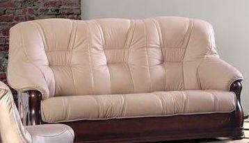 Kožená sedací souprava ITALIANO - Troj-sedák CHOJMEX