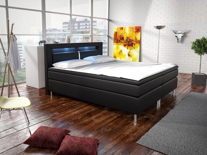 postel boxspring MILANO I - TYP 1 - bez úložného prostoru KAROL MEBLE