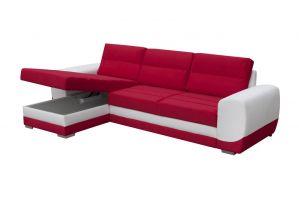 sedací souprava KIRII – Baza 2306 / Soft bílý KINAS