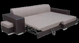 sedací souprava MADAGASKAR – Inari 100 / Soft černý KINAS