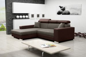 sedací souprava MEXICO DE LUX – Inari 27 / Soft 23