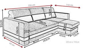sedací souprava R-MINI – Etna 96 / Etna 90 KINAS