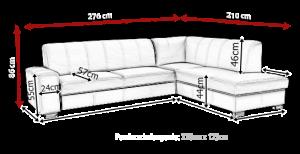 sedací souprava SENATOR – Vienna 15 KINAS