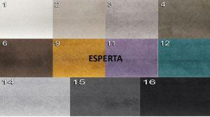 sk:4 - ESPERTA  - rohová sedací souprava BAVERO - potahový materiál cenová skupina IV