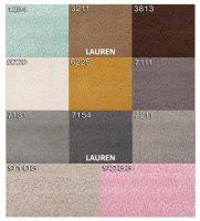 sk:4 - LAUREN  - taburet BAVERO - potahový materiál cenová skupina IV