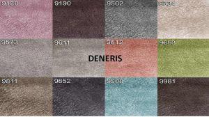 sk.2 - DENERIS  - rohová sedací souprava SALERNO  - potahový materiál cenová skupina II