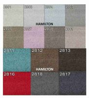 sk.2 - HAMILTON  - taburet BAVERO - potahový materiál cenová skupina II