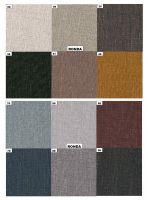 sk.2 - RONDA  - taburet BAVERO - potahový materiál cenová skupina II