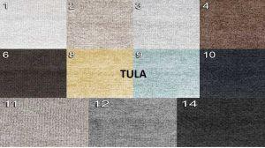 sk.2 - TULA  - taburet BAVERO - potahový materiál cenová skupina II