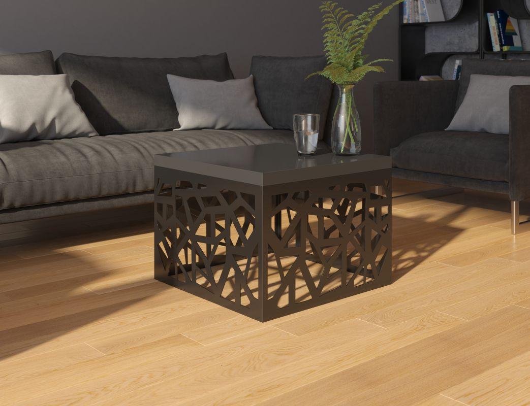 konferenční stolek TACHTA - černý lesk ADRK